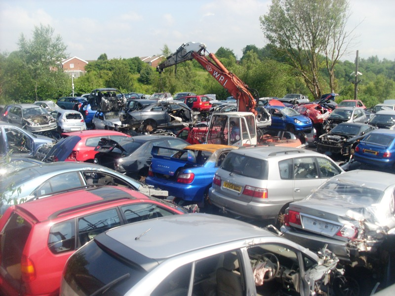 The Upside of Selling Your Vehicle for Scrap