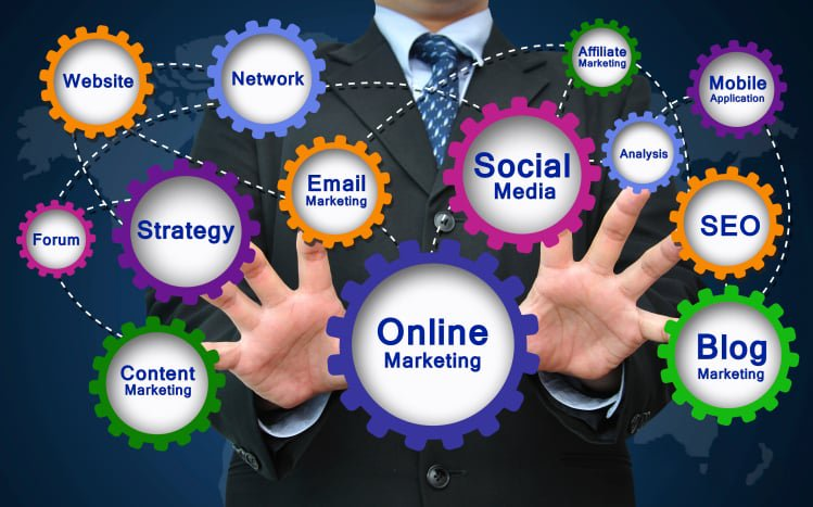 What is the purpose of internet marketing?